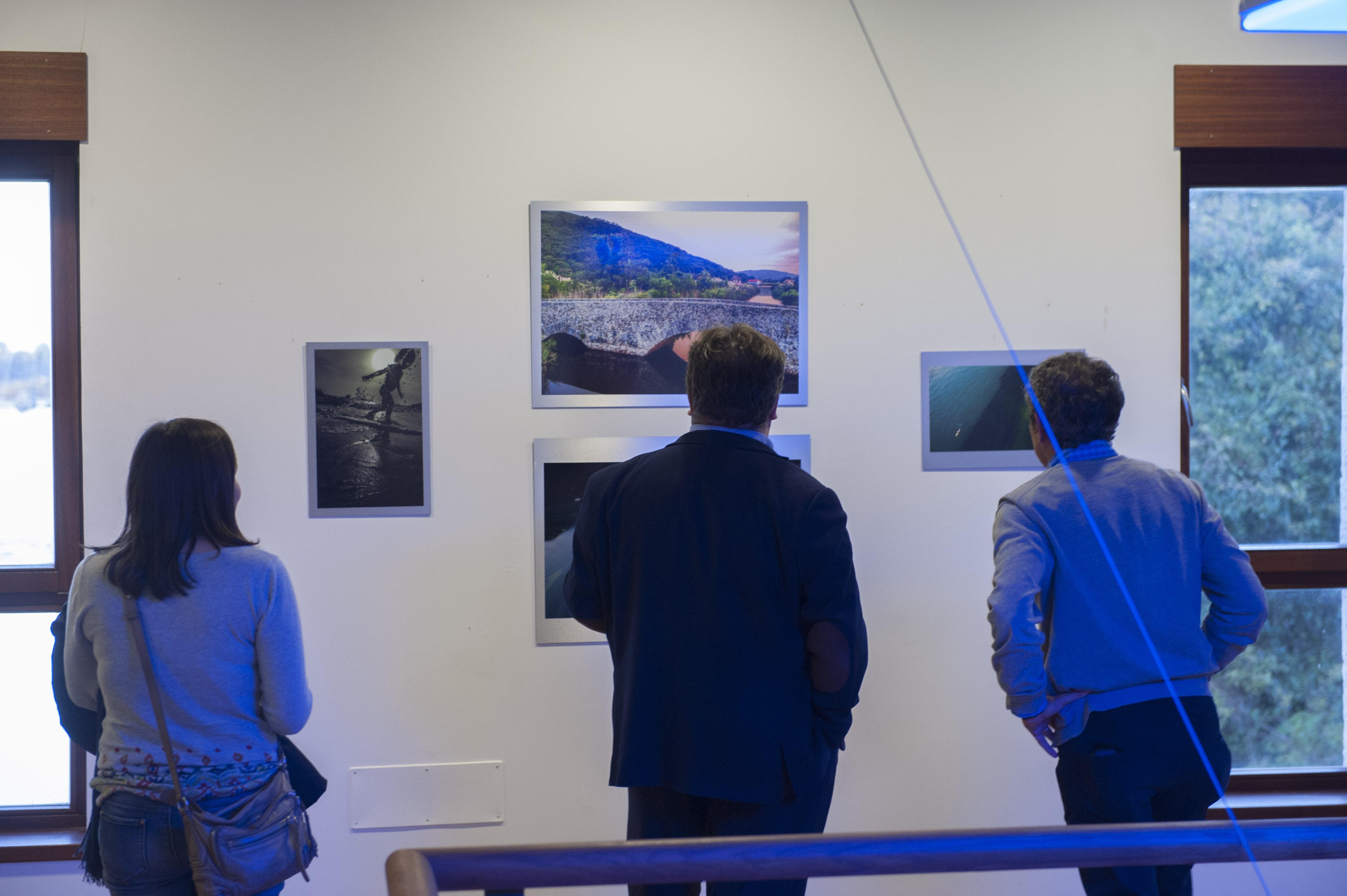 Inaugurada la Exposición de los participantes en el primer concurso ...